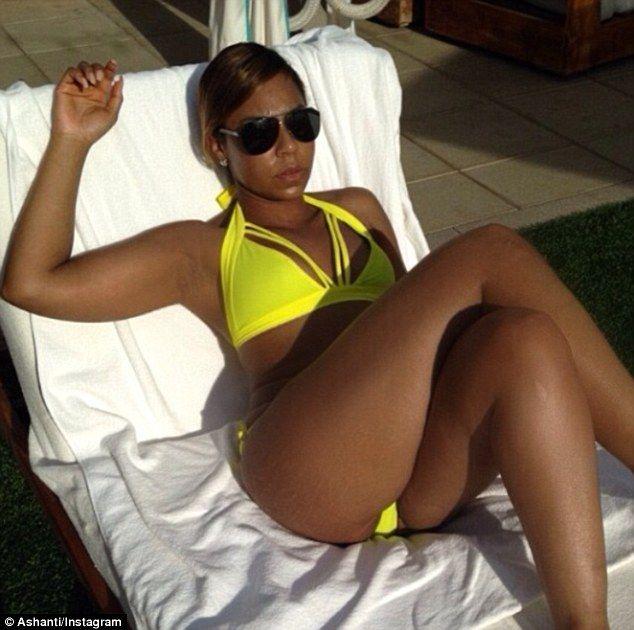 Photos ashanti naked Ashanti Pulls