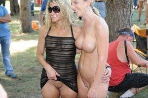 Swinger club nude